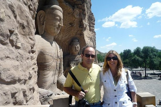 Private Day Trip to Luoyang & Shaolin...