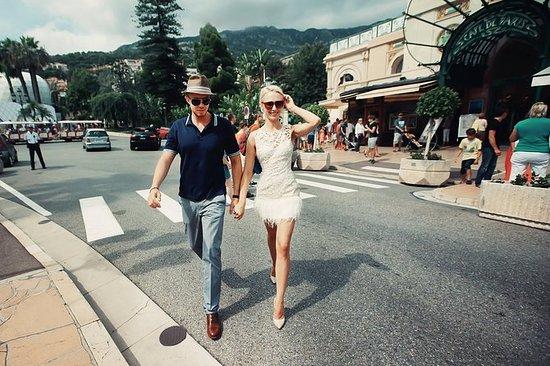 De beste wandeltocht door Monaco