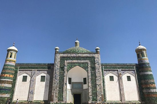 Privat 2-dagers tur til Kashgar og...
