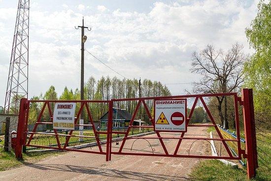 Bielorrusia Exclusion Zone Tour
