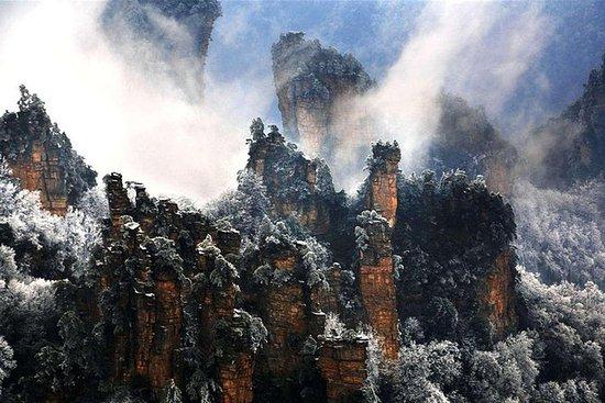 2-dagers privat tur til Zhangjiajie...