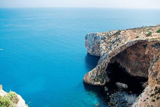 Marsaxlokk e Gruta Azul