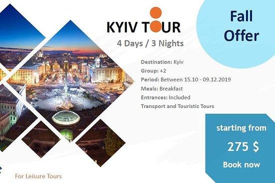 Folgen Sie Ukraine Tours