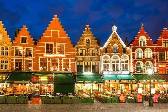 Visite privée de Bruges et du château...