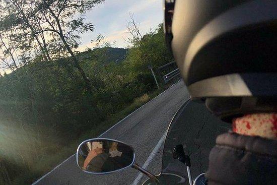 Panoramastrecke Setteponti bei Moto