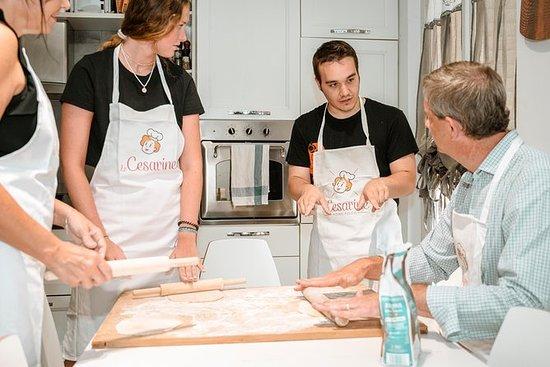 分享您的麵食之愛:瓦萊達奧斯塔的小型麵食和提拉米蘇課程
