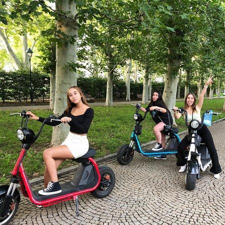 Prague Ride