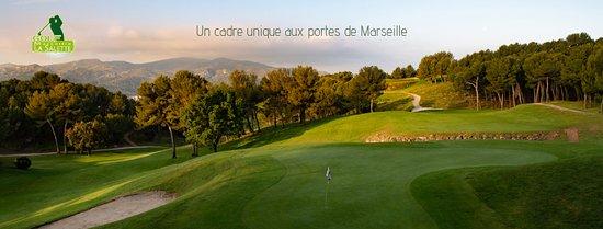 Golf de Marseille La Salette  - Golf en Provence  - Open Golf club