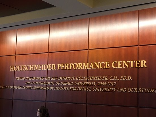 Holtschneider Performance Center