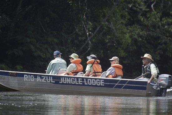 Novo Progresso, PA: Be sure to request a river trip.