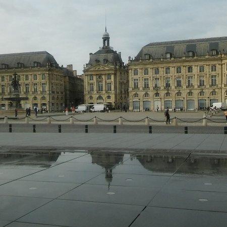 Centre Bordeaux patrimoine mondial