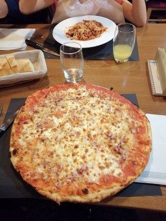 Pizzas de folie !!!
