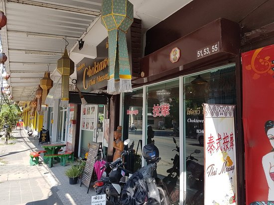 Choktawee Thai Massage
