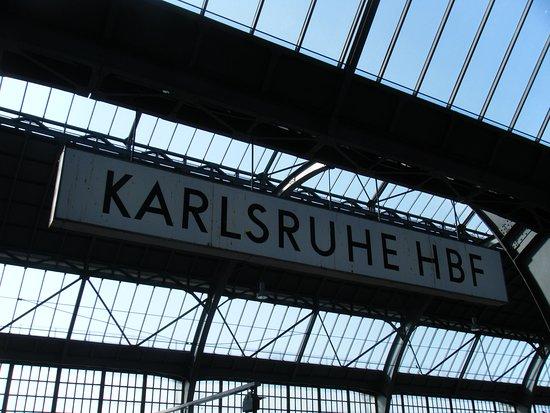 Karlsruhe Hauptbahnhof