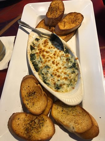 Spinach Dip Picture Of Mellow Mushroom Fort Myers Tripadvisor