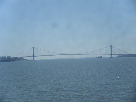Verrazano Narrows Bridge Brooklyn, État de New York