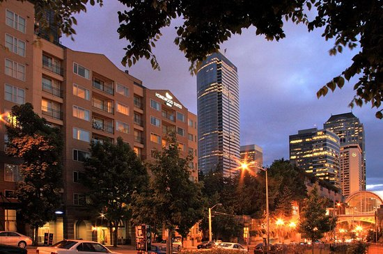 Homewood Suites by Hilton Seattle Convention Center Pike Street Hotel