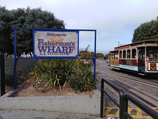 Fisherman's Wharf: Great spot