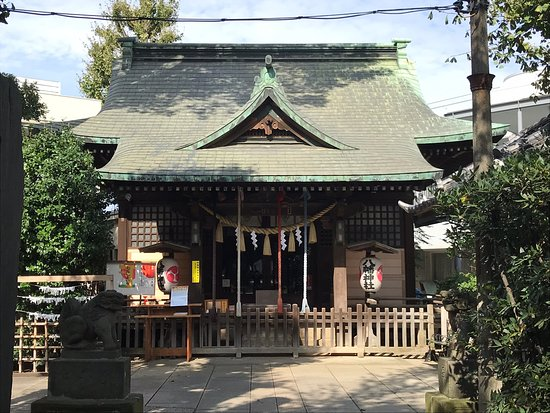 Yamatocho Hachiman Shrine