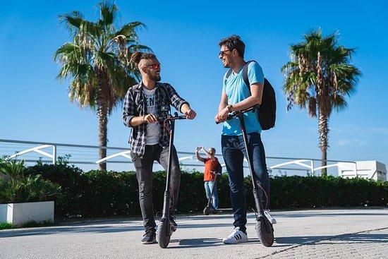 Elektrisk Scooter Tour of Split