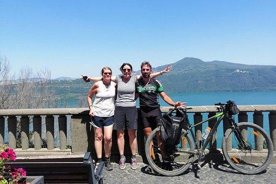 E-bike Tour Appian Way to