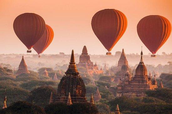 NIGHTINGALE Myanmar - Travel & Transportation