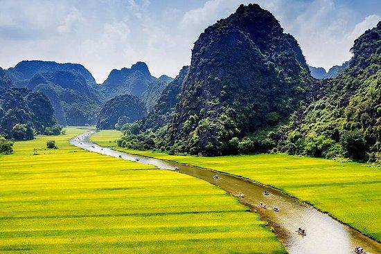 Wonderful Ninhbinh: Hoa lu - Tam coc ...