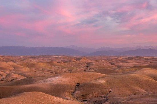 山旅行与阿加法沙漠(豪华)3山谷