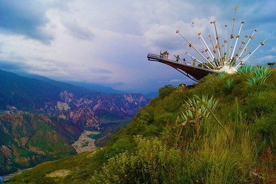 Privat tur - Chicamocha nasjonalpark...
