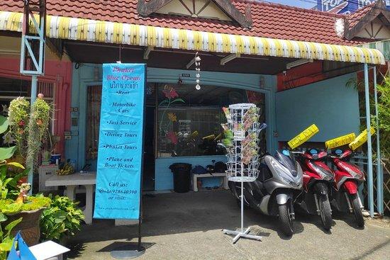 Phuket Blue Ocean Tour & Rent
