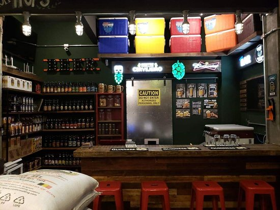 Craft Beer Brew Shop