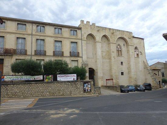 Chateau Des Archeveques De Narbonne
