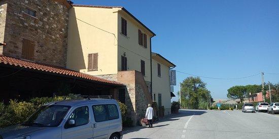 La Botteghina: sulla strada