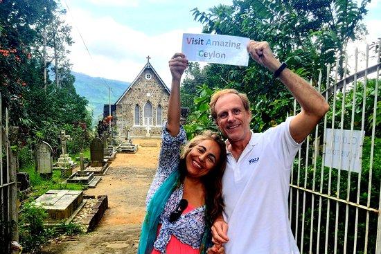 Visit Amazing Ceylon