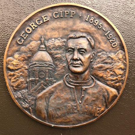 Gipper Memorial