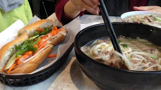 The Viet Noodle Guy: Yummy, big protions for sharing