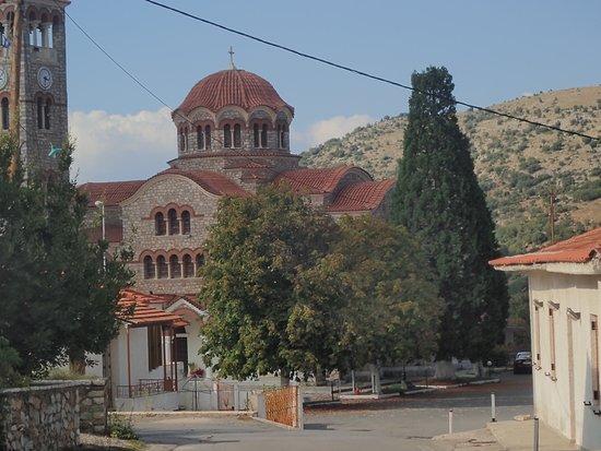 Vlachokerasia, Yunanistan: Βλαχοκερασιά