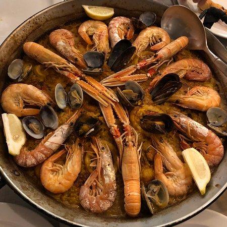 imagen Restaurante Arrocería Marina Ventura en Madrid