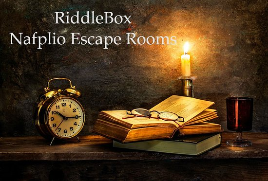 RiddleBox Nafplio Escape Rooms