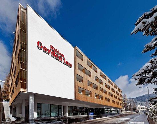 Tolles Hotel Hilton Garden Inn Davos Davos Bewertungen