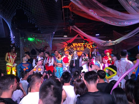 ‪‪Zapata's Guangzhou‬: Last Halloween Party Saturday 26th‬