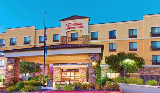 Hampton Inn and Suites Roseville