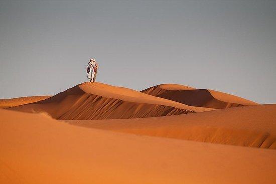 小组从非斯到马拉喀什的3天沙漠之旅