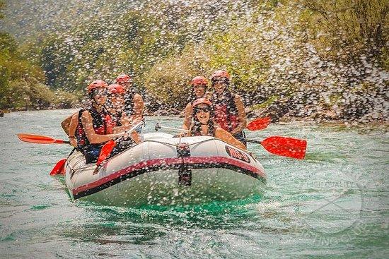 Dia para Rafting: Day for Rafting