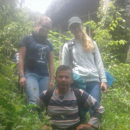 West Sumatra, Indonesië: Jungle Track, Maninjau, West Sumatera _______ Telephone: +62 ( 0) 81267068127 ( also WhatsApp) Facebook: syaferik@yahoo.com Email: syaferik@gmail.com