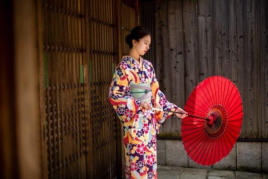 Kyoetsu Kimono Rental Tokyo Asakusa Shop