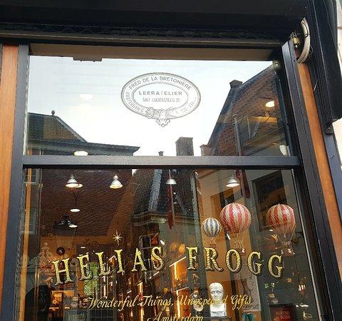 Helias Frogg