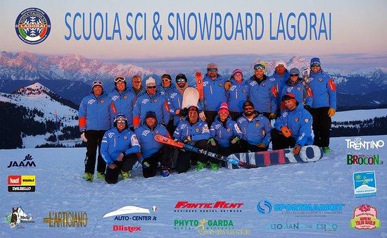 Castello Tesino, إيطاليا: il team di maestri sci e snowboard