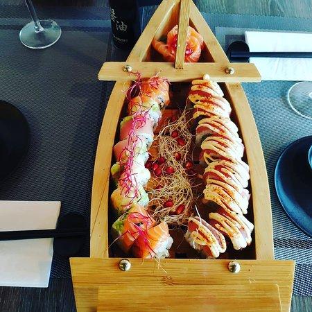 billede YOMI sushi ad libitum  Tønder