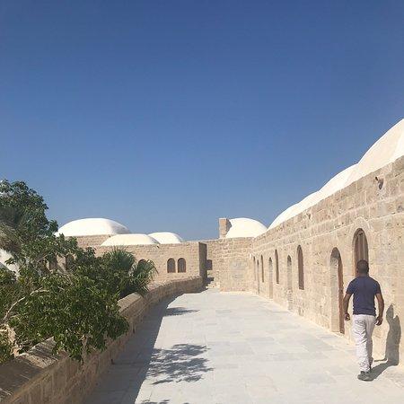 West Bank, Palestínske územia: Maqam Nabi Musa AS.  Israel